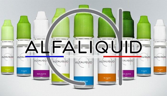 alpha liquide